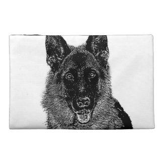 German Shepherd dog Travel Accessory Bags