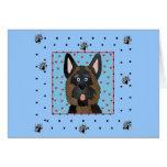 German Shepherd Dog Tshirts and Gifts Card