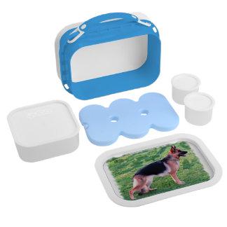 German Shepherd Double Sided Image yubo lunchbox Lunchbox