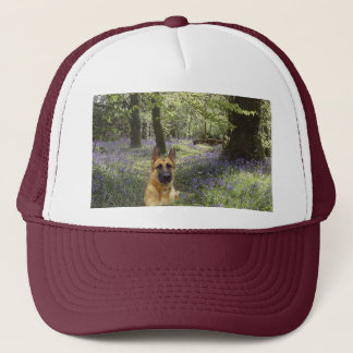 German Shepherd Forest Hat