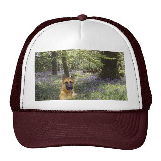 German Shepherd Forest Hat