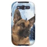 German Shepherd Galaxy S Case Samsung Galaxy S3 Case