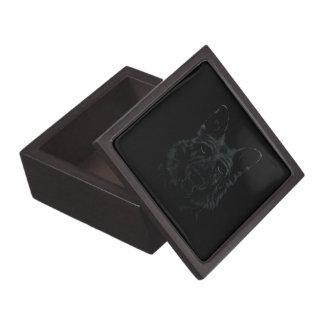 German Shepherd Gift Box