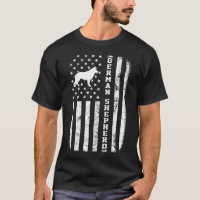 German Shepherd gift t-shirt for dog lovers