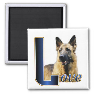 German Shepherd Gifts Magnet