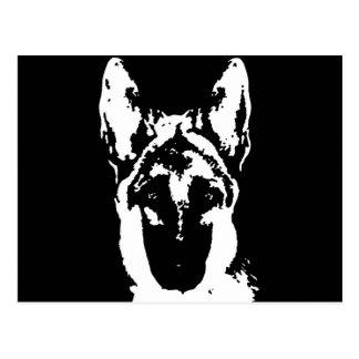 German Shepherd Gifts - Postcard