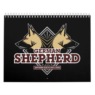 German Shepherd (GSD) Calendar