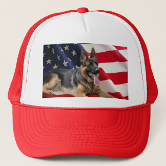 German Shepherd Hat America
