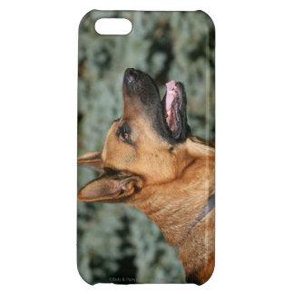 German Shepherd Headshot 1 Case For iPhone 5C