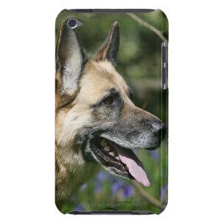 German Shepherd Headshot 3 iPod Touch Cover