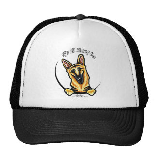 German Shepherd IAAM Trucker Hat