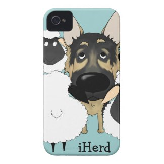 German Shepherd - iHerd casematecase