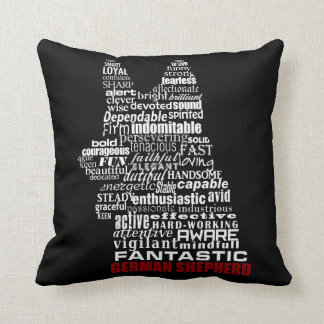 Throw Pillows With Words On Them : Words Pillows - Decorative & Throw Pillows Zazzle
