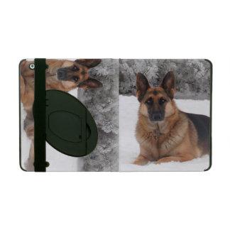 German Shepherd iPad Cover