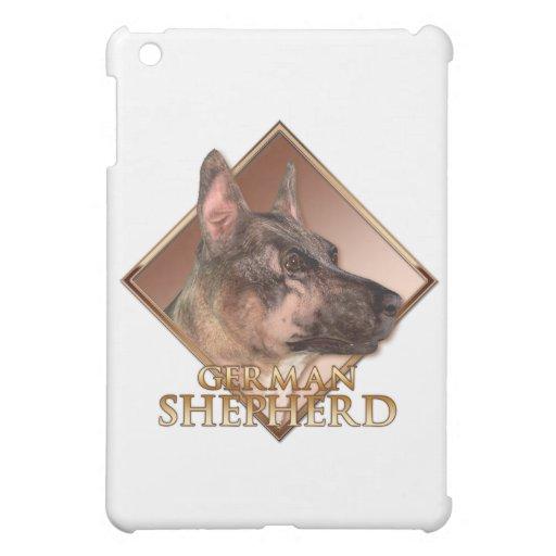 German Shepherd iPad Mini Cover