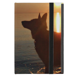 German Shepherd iPad Mini Case