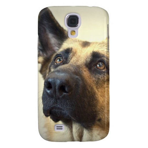 German Shepherd iPhone 3G Case Samsung Galaxy S4 Covers