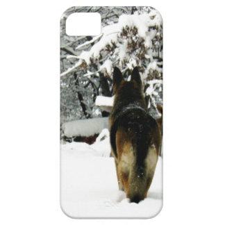 German Shepherd iPhone 5 Case