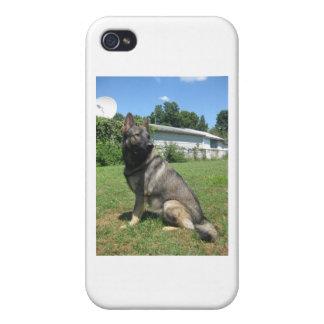 german shepherd case for iPhone 4
