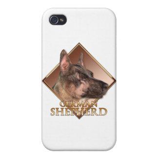German Shepherd iPhone 4/4S Covers