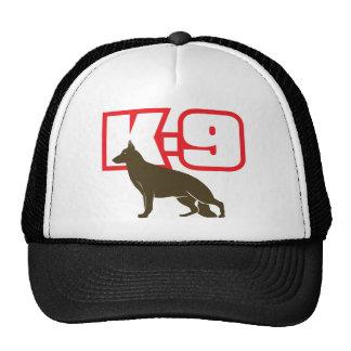 German Shepherd K-9 Trucker Hat