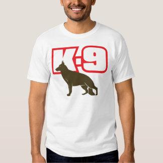 German Shepherd K-9 T-Shirt