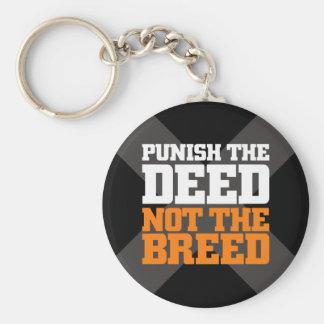 German Shepherd Keyring Key Chain