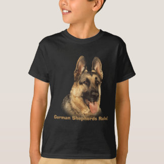 German Shepherd Kids Unisex T-Shirt