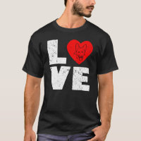 German Shepherd Love, Dog Owner T-Shirt