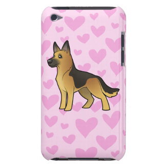 German Shepherd Love iPod Touch Cover
