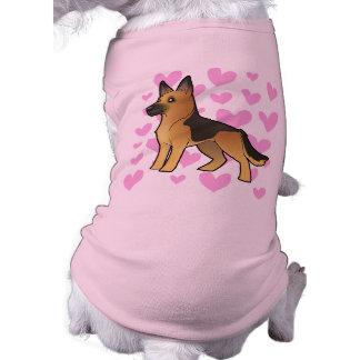 German Shepherd Love Shirt