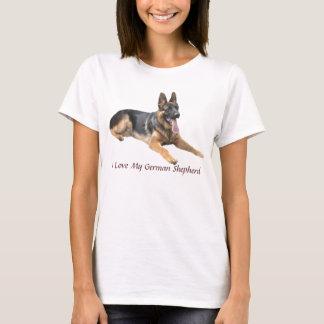 German Shepherd Love T-Shirt