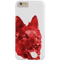 Case-Mate Barely There iPhone 6 Plus Case with German Shepherd Phone Cases design