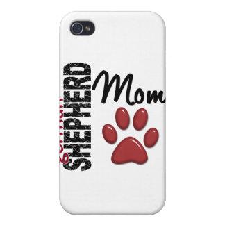 German Shepherd Mom 2 iPhone 4/4S Cover
