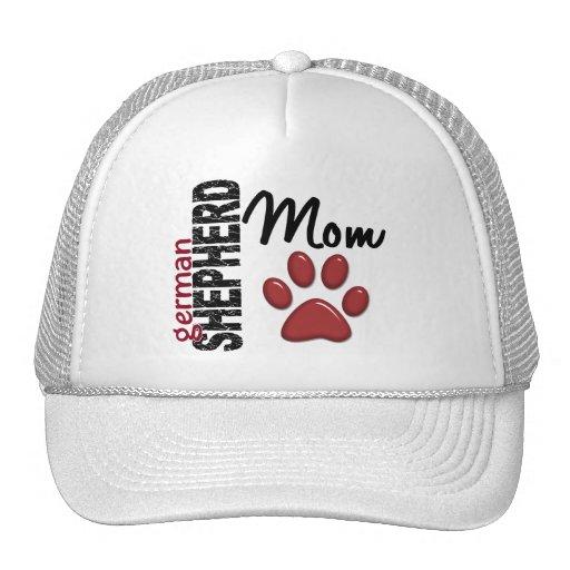 German Shepherd Mom 2 Trucker Hat