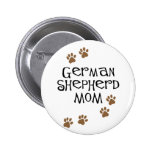 German Shepherd Mom Buttons