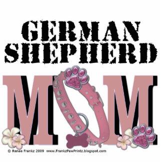 German Shepherd MOM Statuette