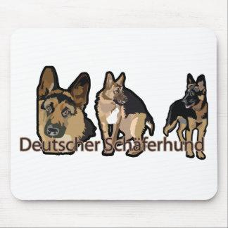 German Shepherd Mouse Pad