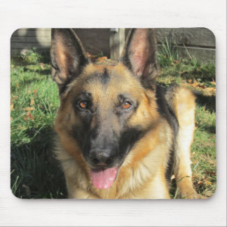 German Shepherd Mousepad