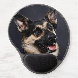 German shepherd mousepad gel mousepad