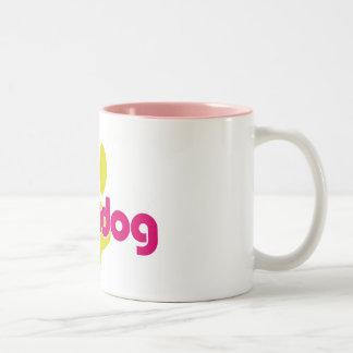 German Shepherd Mug