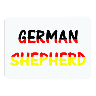 german shepherd name in flag.png card