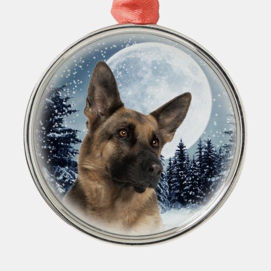 German Shepherd Ornament