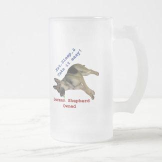 German Shepherd Owned Mug