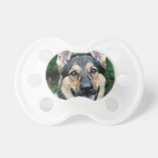 German Shepherd Pacifier/Binky Pacifier