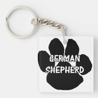 german shepherd paw name.png keychain