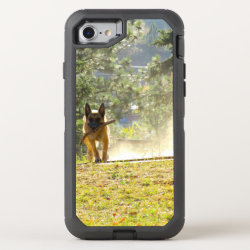 OtterBox Apple iPhone 7 Symmetry Case with German Shepherd Phone Cases design