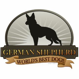 German Shepherd Cut Out