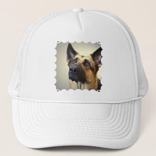 German Shepherd Picture Baseball Hat