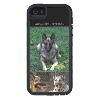 German Shepherd: Picture Collage Case For iPhone SE/5/5s